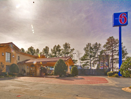 motel-6-little-rock