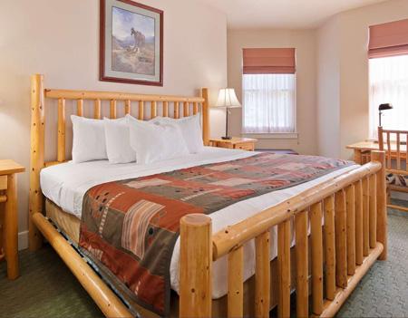 Best Western room'